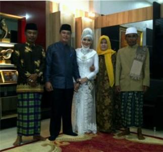 Kajian moral dan hukum Islam dalam pernikahan Fani-oktora