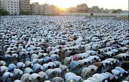 umat islam salat