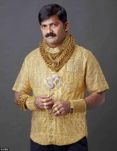 baju emas