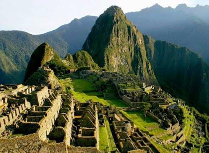 1.Machu Picchu