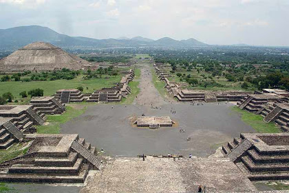 3. Teotihuacan