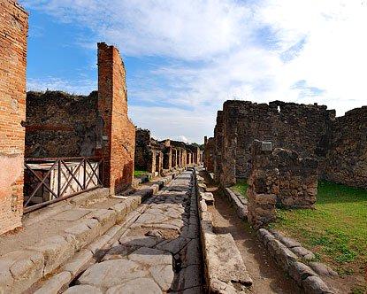 4. Pompeii