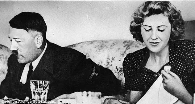 hitler and eva