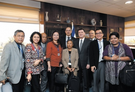 delegasi-indoneisa-ke-Israel