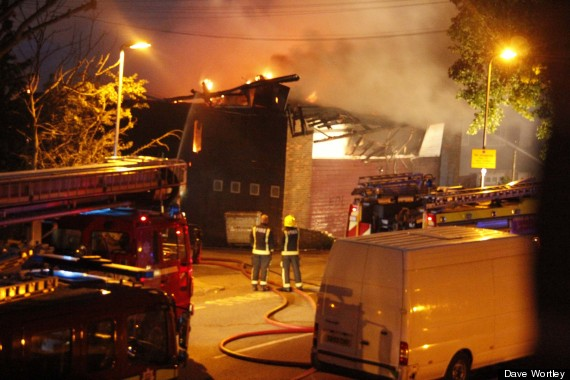 FIRE-MOSQUE-MUSWELL-HILL