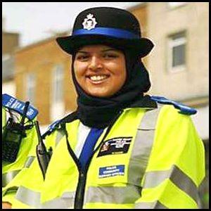nadia policewomen