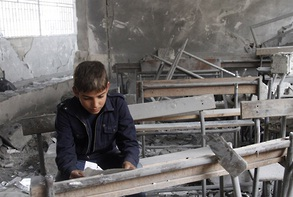 syrian-student