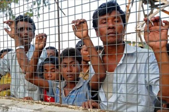 Muslim-Burma-di-Kamp-Pengungsian