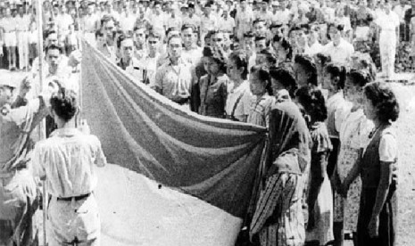 bendera merah putih