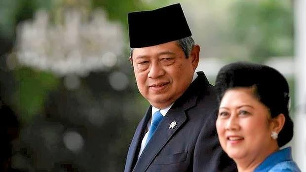 SBY dan Bu ani