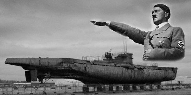 U-boat Hitler